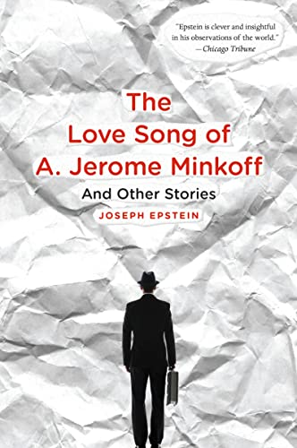 9780547520223: The Love Song of A. Jerome Minkoff: And Other Stories