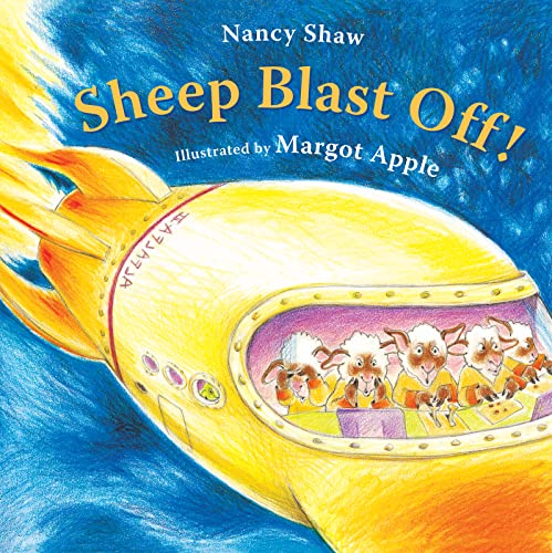 9780547520254: Sheep Blast Off! (Sheep in a Jeep)