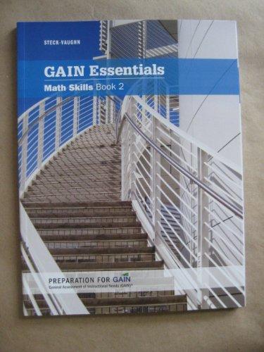9780547522647: GAIN Essentials: Student Edition EFL EFL Levels 3-4 Math 2011