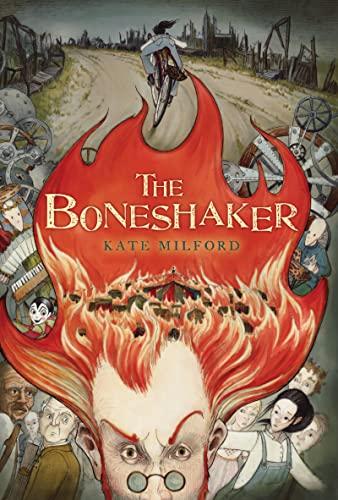 9780547550046: The Boneshaker