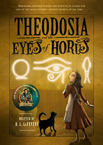 9780547550114: Theodosia and the Eyes of Horus
