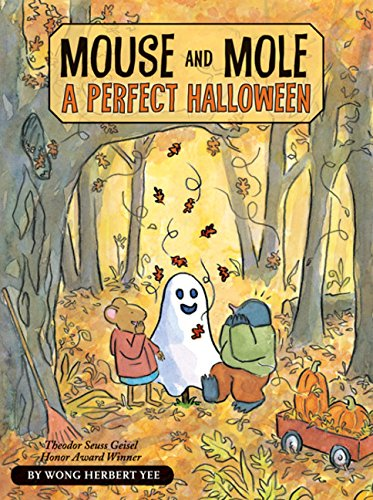 9780547551524: Mouse and Mole: A Perfect Halloween (A Mouse and Mole Story)