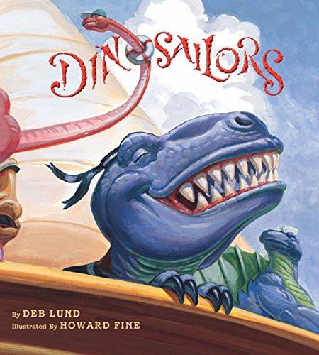 9780547554174: Dinosailors board book