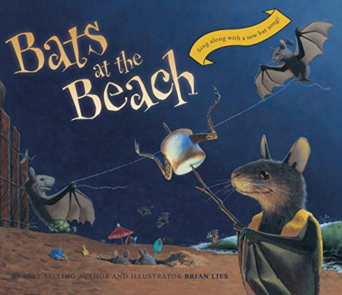9780547554372: Bats at the Beach