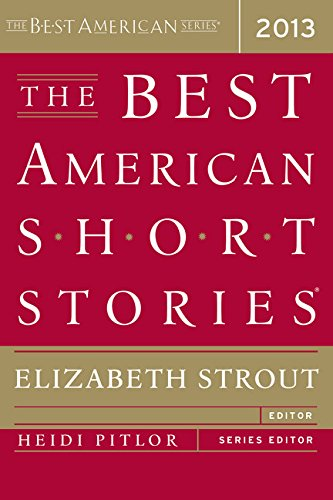 9780547554822: The Best American Short Stories 2013