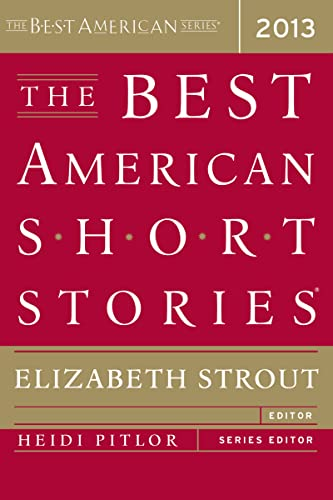 9780547554839: The Best American Short Stories 2013