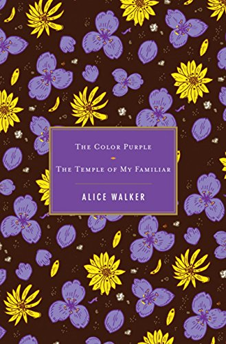 The Color Purple / The Temple of My Familiar (0547555636) by Alice Walker