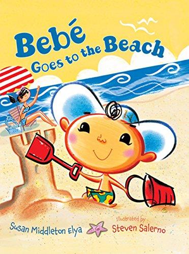 9780547566863: Bebé Goes to the Beach