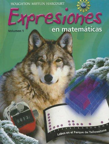 9780547567617: Expresiones en Matematicas, Volumen 1