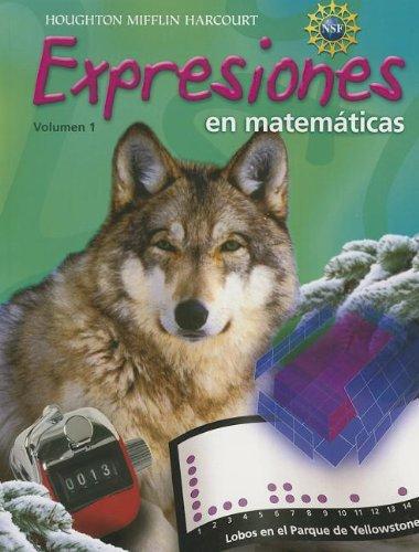 9780547567662: Expresiones En Matematicas, Volumen 1