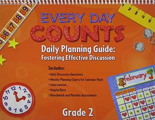 9780547569765: Every Day Counts: Calendar Math: Planning Guide Grade 2