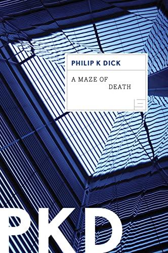 9780547572444: A Maze of Death