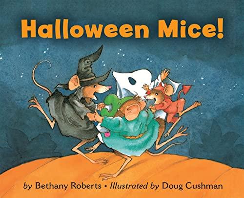 9780547575735: Halloween Mice! board book