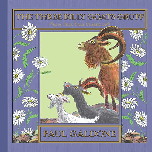 9780547576558: The Three Billy Goats Gruff (Folk Tale Classics)