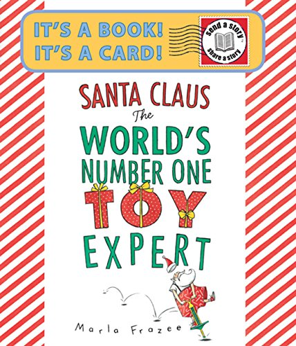 9780547576565: Santa Claus the World's Number One Toy Expert Send-A-Story