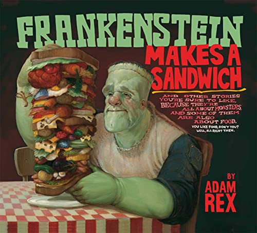 9780547576831: Frankenstein Makes a Sandwich