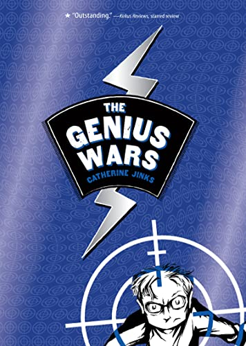 9780547577272: The Genius Wars