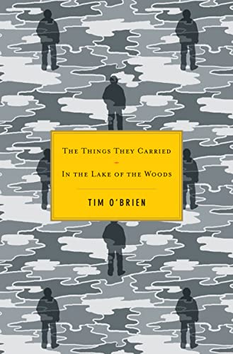 9780547577517: The Things They Carried / In the Lake of the Woods