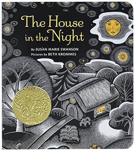 9780547577692: The House in the Night Board Book