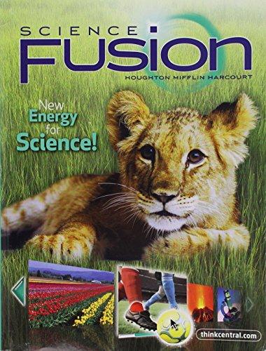 9780547577722: Science Fusion, Grade 1