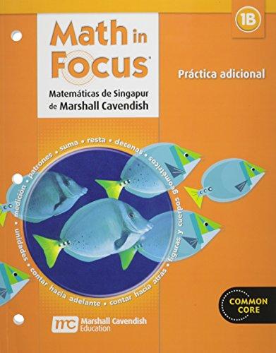 9780547582610: Math in Focus: Singapore Math, Spanish: Extra Practice Workbook Grade 1 Book B (Spanish Edition)