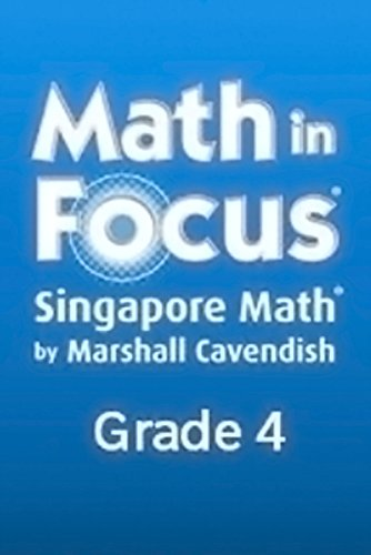 9780547582641: Math in Focus: Singapore Math, Spanish: Extra Practice Workbook Grade 4 Book B (Spanish Edition)