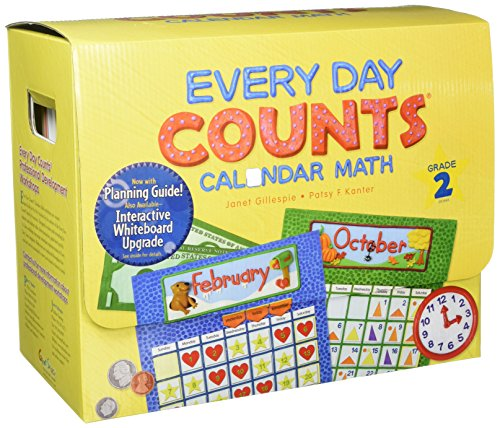 9780547586229: Every Day Counts: Calendar Math: Teacher Kit with Planning Guide Grade 2