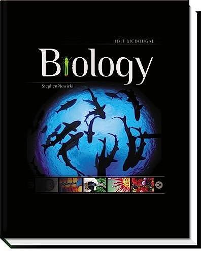 9780547586663: Holt McDougal Biology: Student Edition 2012