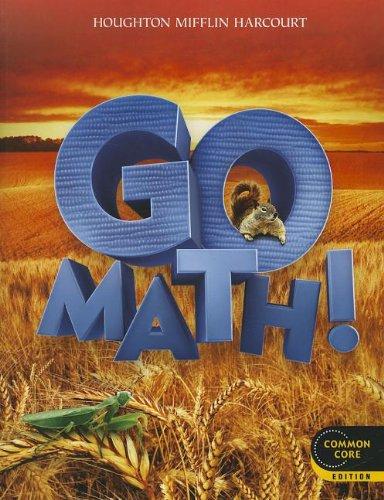 9780547587905: Go Math! Grade 2 Common Core Edition