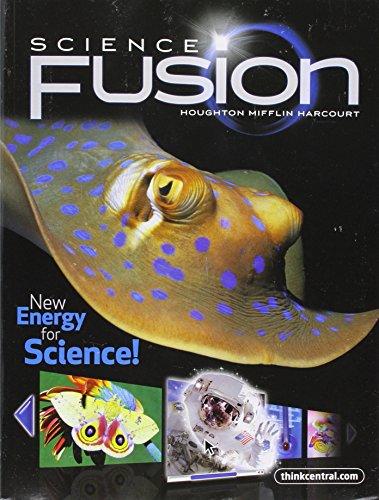 9780547588759: Harcourt/Houghton Mifflin: SCIENCE FUSION Grade 4