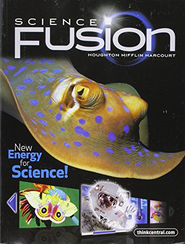 9780547588759: Sciencefusion: Student Edition Interactive Worktext Grade 4 2012