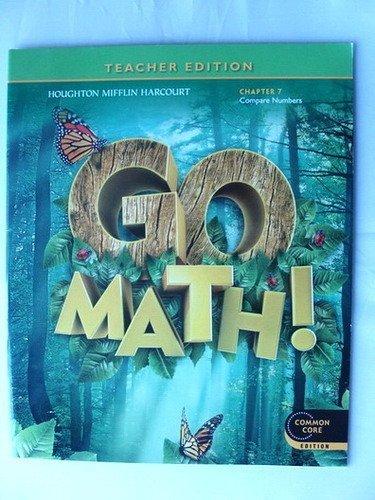 9780547591346: Go Math! Grade 1 Teacher Edition Chapter 7