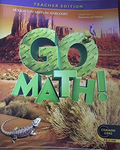 9780547591872: Go Math! Grade 5 Teacher Edition Chapter 11 ...