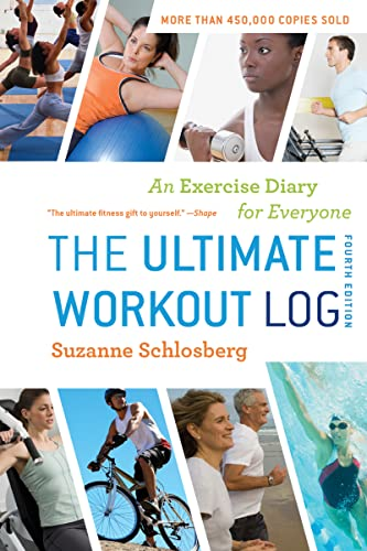9780547592121: The Ultimate Workout Log: An Exercise Diary for Everyone