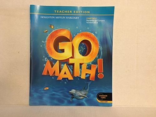 9780547592237: Teacher Edition, Go Math!, Kindergarten, Chapter 5 - Addition