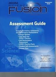 9780547593104: ScienceFusion: Assessment Guide Grade 4