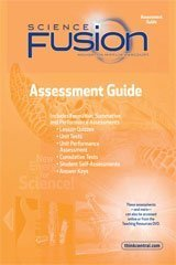 9780547593128: ScienceFusion: Assessment Guide Grade 2