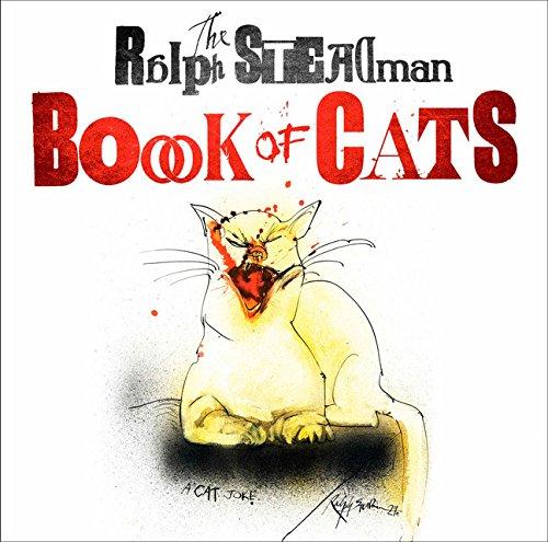 9780547594002: The Ralph Steadman Book of Cats