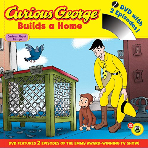 Curious George Builds a Home Book and: H. A. Rey