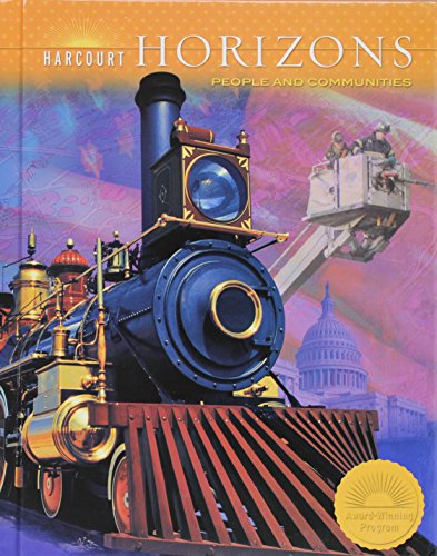 9780547608310: Harcourt Horizons: Package with Parent Guide CD Grade 3