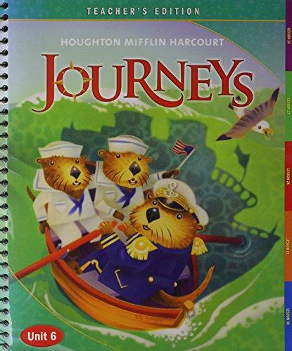 Houghton Mifflin Harcourt Journeys Reading Adventure: Teacher's: HOUGHTON MIFFLIN HARCOURT