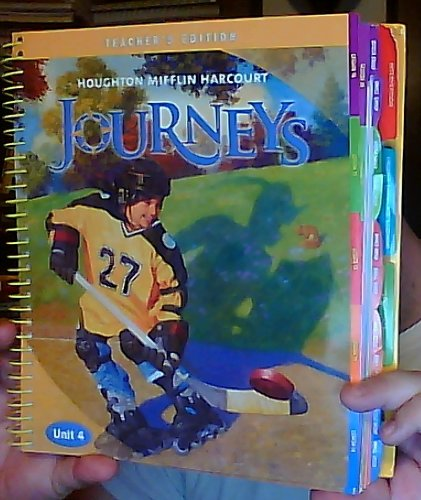 9780547610078: Journeys Reading Adventure Unit 4 Grade 5: Teacher Edition