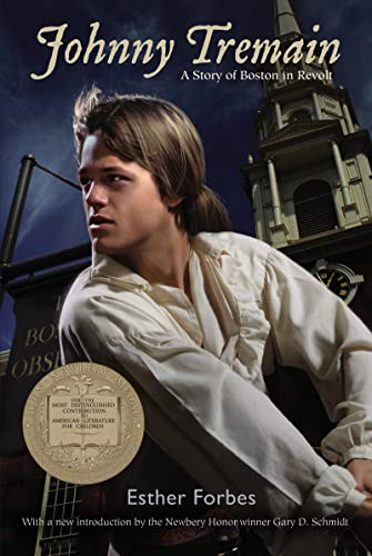9780547614328: Johnny Tremain