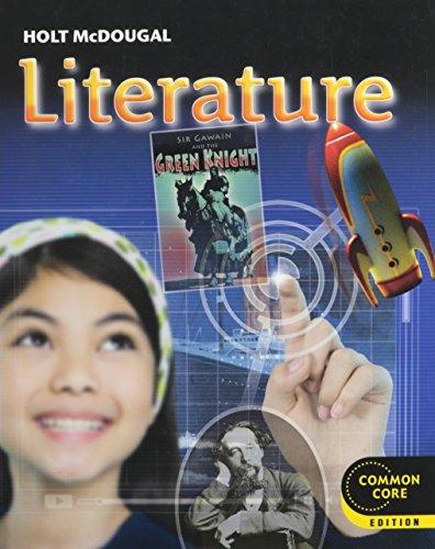 9780547618371: Holt McDougal Literature: Student Edition Grade 7 2012