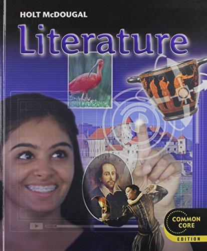9780547618395: Holt McDougal Literature: Student Edition Grade 9 2012