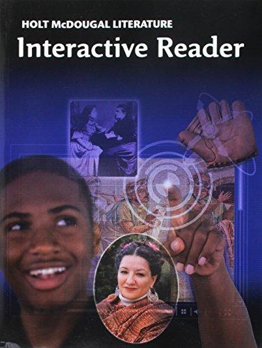 9780547619309: Holt McDougal Literature: Interactive Reader Grade 6