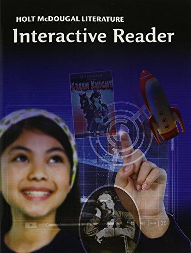9780547619316: Holt McDougal Literature: Interactive Reader Grade 7