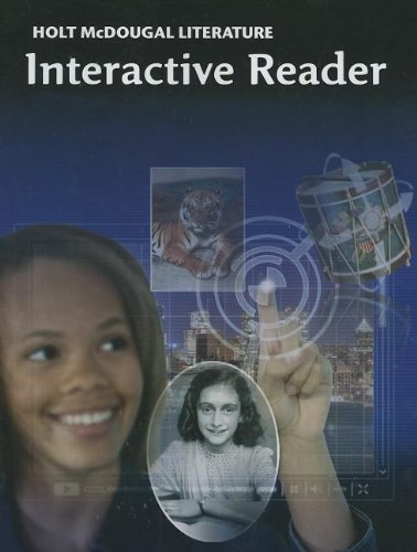 9780547619323: Interactive Reader, Grade 8