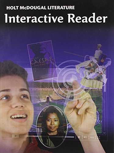 9780547619347: Holt McDougal Literature: Interactive Reader Grade 10