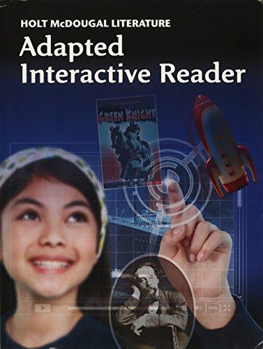 9780547619453: Holt McDougal Literature: Adapted Interactive Reader Grade 7